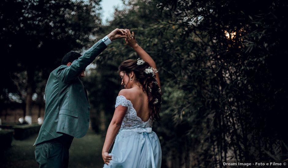 O casamento de Wellington e Lorena em Curitiba, Paraná