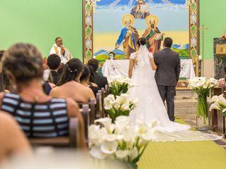 O casamento de Janaina e Junior 1