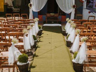 O casamento de Flavia e Wilian 3