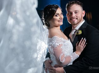 O casamento de Aninha e Rafael