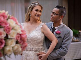 O casamento de Ananda e Gabriel