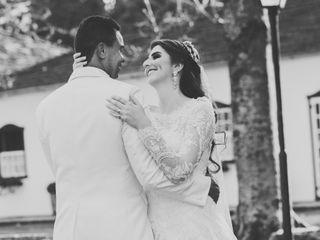 O casamento de Marisa e Francisco