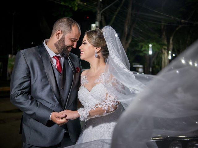 O casamento de Daniela e Joaquim