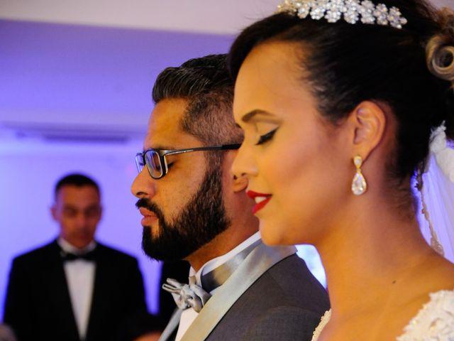 O casamento de Nathalia e Fabio