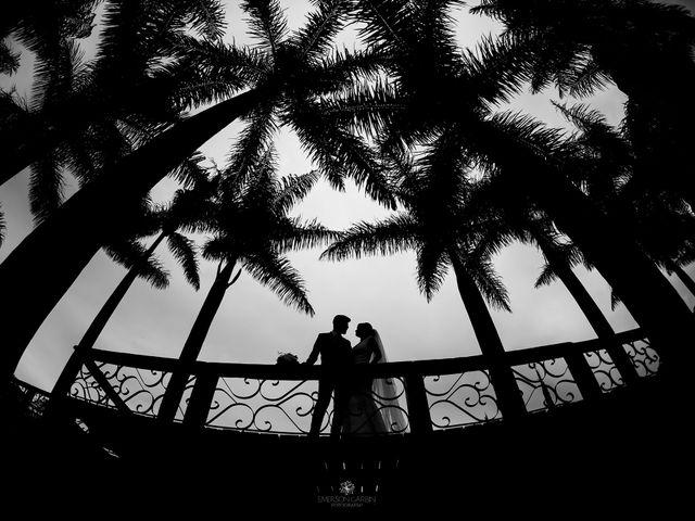 O casamento de Elenice e Marcos