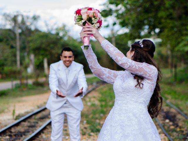 O casamento de Francisco e Marisa em Barbacena, Minas Gerais 24