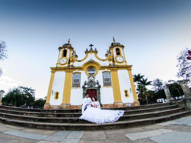 O casamento de Francisco e Marisa em Barbacena, Minas Gerais 31