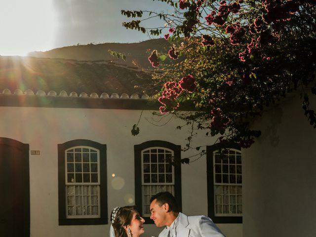 O casamento de Francisco e Marisa em Barbacena, Minas Gerais 34