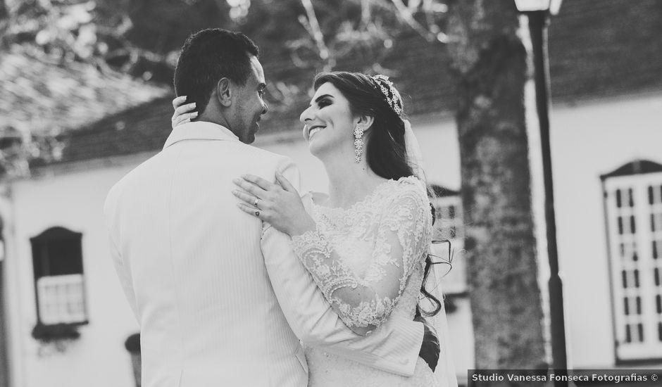 O casamento de Francisco e Marisa em Barbacena, Minas Gerais