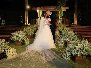 O casamento de Andressa e Cleiton