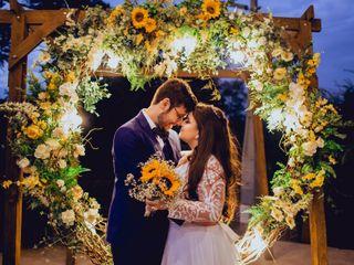 O casamento de Éllen e Rafael