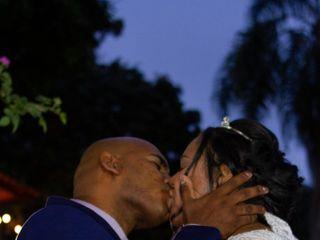O casamento de José e Raquel