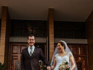 O casamento de Marina e Denis 2