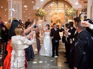 O casamento de Camilla e Marcelo