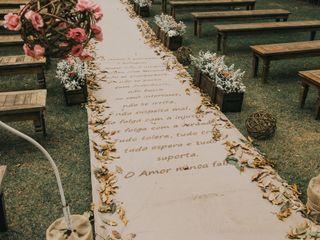 O casamento de Larissa e Rafael 2