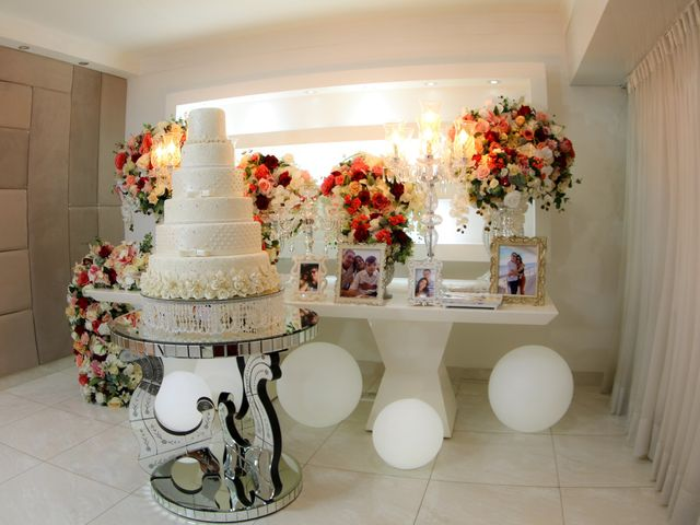 O casamento de Marcos e Catiane em Guarulhos, São Paulo 3