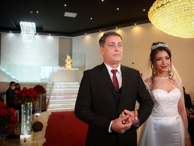 O casamento de Marcos e Catiane em Guarulhos, São Paulo 91