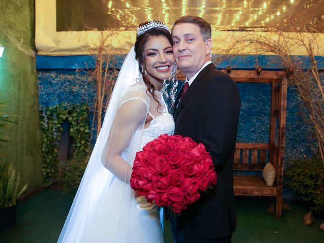 O casamento de Marcos e Catiane em Guarulhos, São Paulo 1