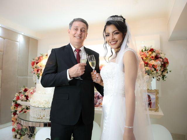 O casamento de Marcos e Catiane em Guarulhos, São Paulo 126