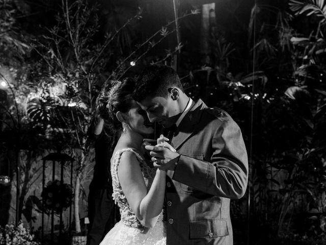 O casamento de Amanda e Richard