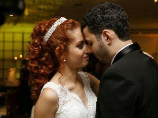O casamento de Leilane e Thiago