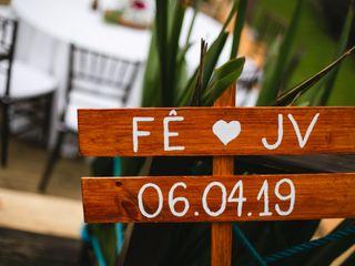 O casamento de Fernanda e João 1