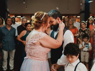 O casamento de Iria e Wanderson