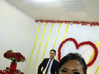 O casamento de Gilmara Barbosa e Jefferson Daniel 1