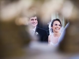 O casamento de Rafaela e Luis