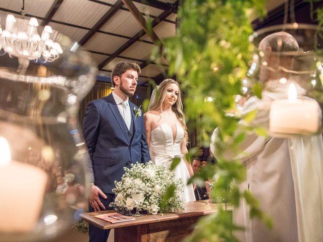 O casamento de Luiza e Breno