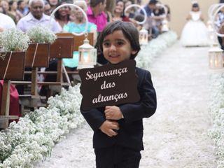 O casamento de Karina e Willian 1
