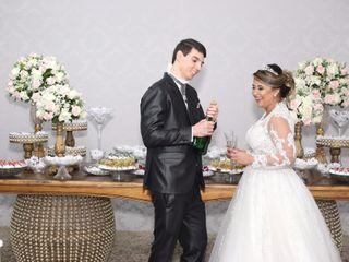 O casamento de Karina e Willian