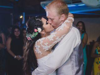 O casamento de Yasmim e Ryan