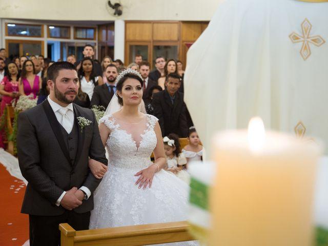 O casamento de Liziê e Gervásio