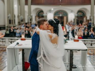 O casamento de Tuany e Lucas