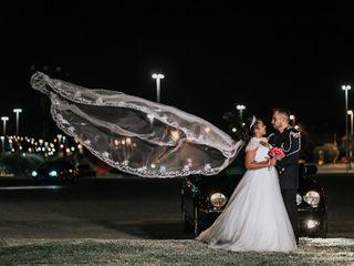 O casamento de Giovanna e Jamil