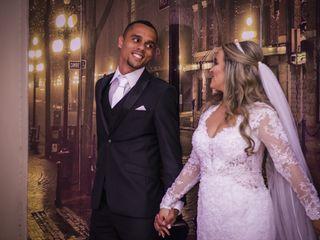 O casamento de Renata e Renan