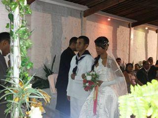 O casamento de Alana e Maxmiliano