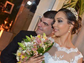 O casamento de Rosana  e Eduardo  1