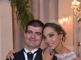 O casamento de Rosana  e Eduardo