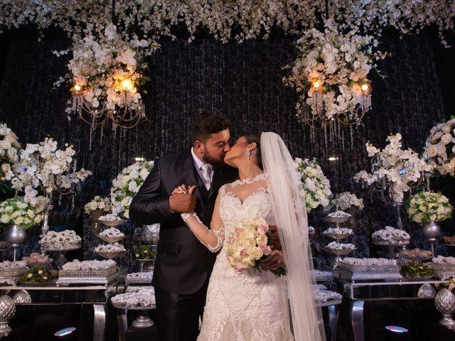 O casamento de Rayssa e Bruno