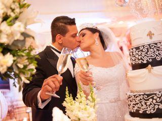 O casamento de Rafaela e genaro