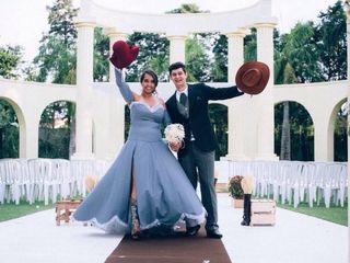 O casamento de Gracieli e Francisco