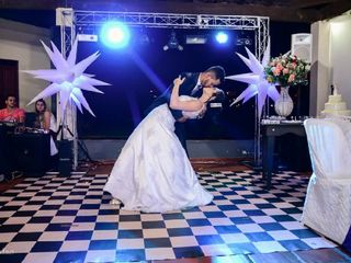 O casamento de Valeria  e Bruno 1