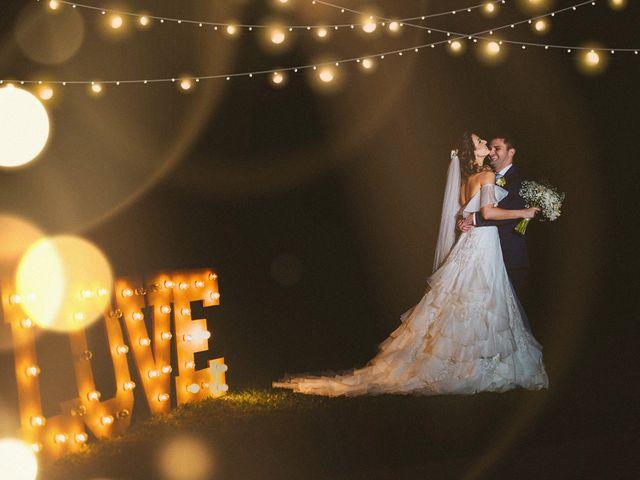 O casamento de Bianca e Gabriel