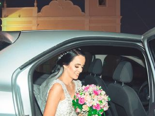 O casamento de Maysa Carol e Thiago 1