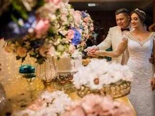 O casamento de Letícia e Caio