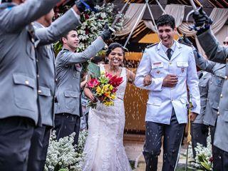 O casamento de Carol e Fabio