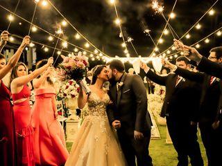 O casamento de Bruna e Rodolfo