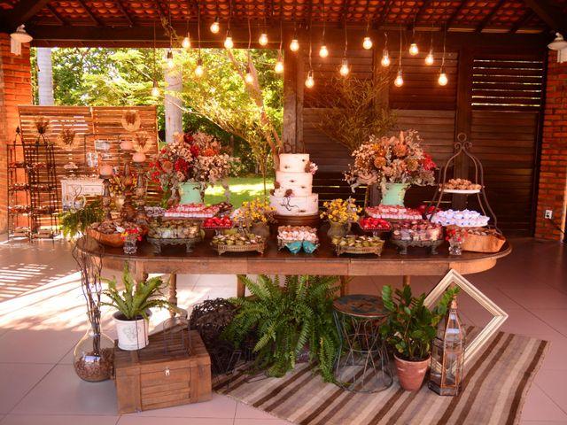 O casamento de Jair e Denise em Teresina, Piauí 4
